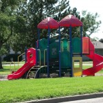 Play Set and Slides