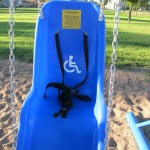 Handicap Accessible Swing